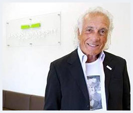 Mario Tricoci, Founder, Owner of Tricoci University