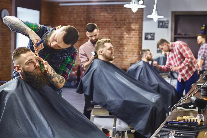 houston barber