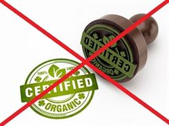Cosmetic Organic Labeling Laws