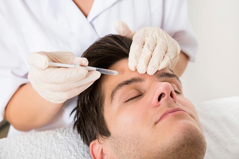 Using Botox to treat acne?