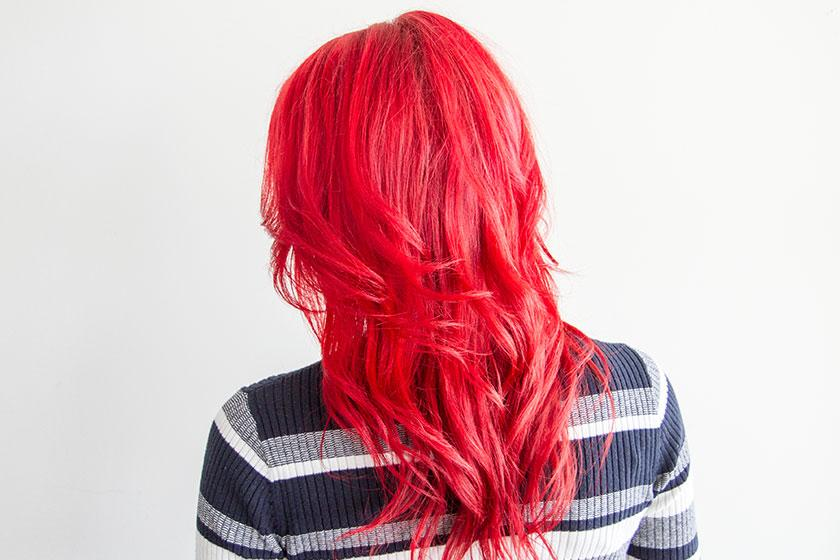 Red Alert: Red Hair Trend