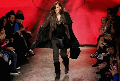 Fashion Designer Donna Karan Inspires for 30 Years