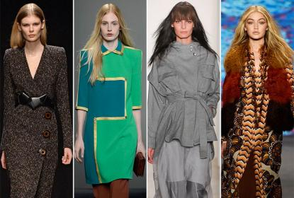 Fashion Design Trends for Fall 2015