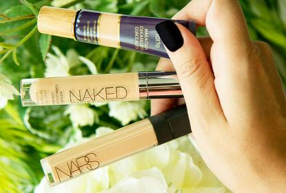 Look Alive: Best concealers for early school mornings